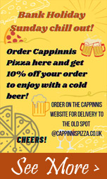 Cappinnis Pizza